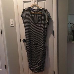 Athleta size L casual dress